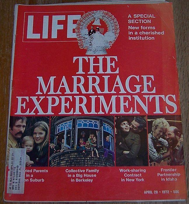 LIFE MAGAZINE APRIL 28, 1972, Life Magazine