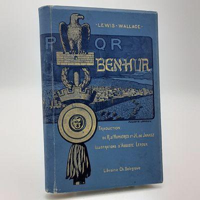 Paris.: Delagrave., No date. Circa 1935. Blue cloth with elaborate gilt decorations, all edges gilt,...