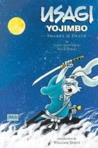 image of Shades of Death (Usagi Yojimbo, Book 8)
