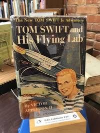 image of Tom Swift and His Flying Lab