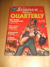 image of Science Fiction Quarterly for  May 1951