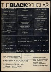 The Black Scholar: December 1973 - January 1974, Volume 5, Number 4