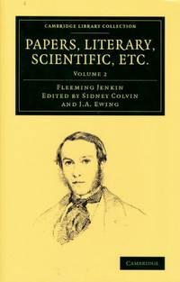 image of Papers, Literary, Scientific, Etc. Volume 2