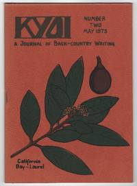 Kyoi : A Journal of Back-country Writing 2 (May 1973)