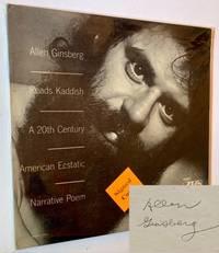 Allen Ginsberg Reads Kaddish: A 20th Century American Ecstatic Narrative Poem (LP Record)