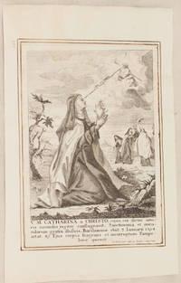 V. M. CATHARINA A CHRISTO VERHELST CATH. DEL ET SCULPT.