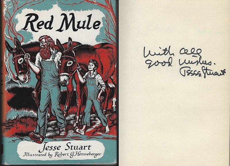 RED MULE, Stuart, Jesse