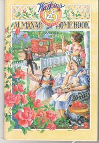 Watkins 125th Anniversary Edition Almanac and Home Book  1868-1993