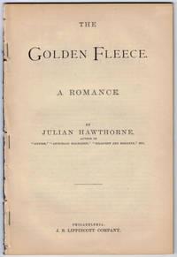 THE GOLDEN FLEECE. A Romance.
