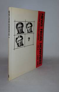 MATTHEW ARNOLD AND THE FATE OF CRITICAL HUMANISM 1888-1988 News From Nowhere No. 5 June 1988