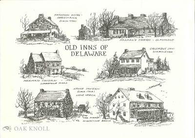(Hockessin, DE: Nancy Sawin), n.d.. broadside. oblong 4to. broadside. One of 100 copies hand numbere...