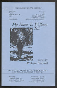 image of My Name Is William Tell