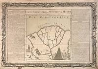 Usages, Sciences, Arts, et Monuments de l'Egypte; Unusual 1761 map of the Nile Delta with the mythical Labyrinth