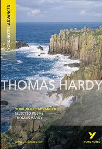Selected Poems of Thomas Hardy: York Notes Advanced by Alan Pound - Paperback - from World of Books Ltd and Biblio.com