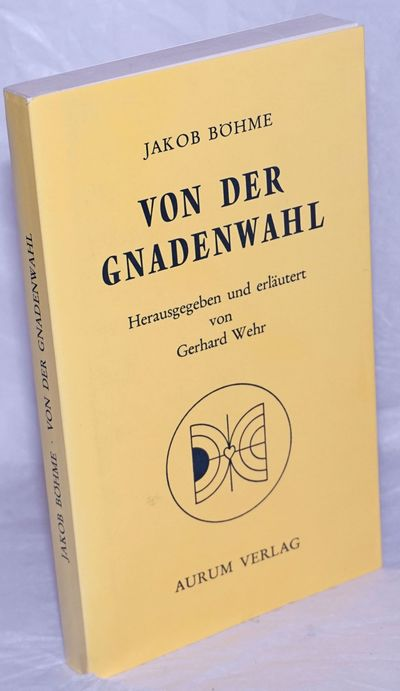 Freiburg im Breisgau: Aurum Verlag, 1978. Paperback. 217p., plus appended publisher's menu, softboun...