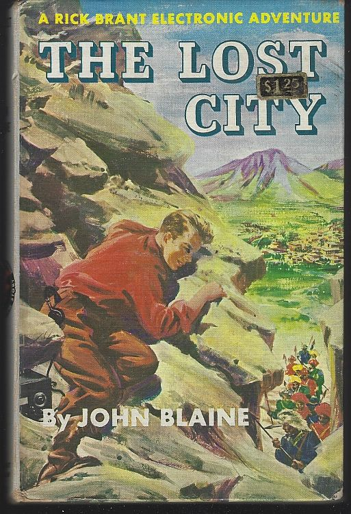 LOST CITY, Blaine, John