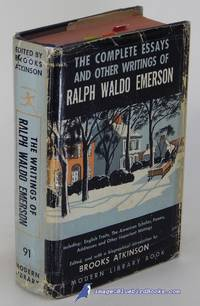 image of The Complete Essays and Other Writings of Ralph Waldo Emerson (Modern  Library #91.3)