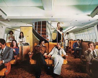 Boeing 747SP Interior description....