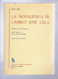La Novelistica de Camilo Jose Cela by  Version espanola de Cesar Armando Gomez  Prologo de Julian Marias - Paperback - Third Edition - 1978 - from Bailgate Books Ltd and Biblio.com