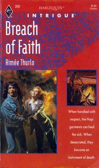 Breach Of Faith (Harlequin Intrigue #200)