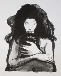 The Embrace, Giclee Print