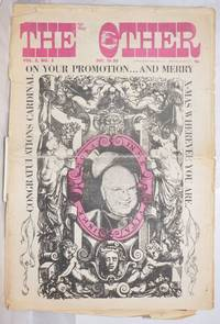 image of The East Village Other: vol. 3, #3, Dec.15-30, 1967: Congratulations on your promotion_Merry X-mas wherever you are