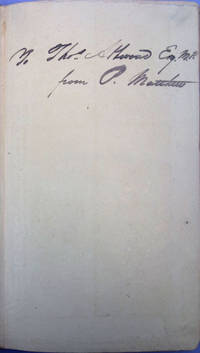Emigration fields by  Patrick Matthew - Hardcover - 1839 - from Jeremy Norman & Co., Inc. and Biblio.com