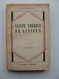 Sainte Thérèse De Lisieux  -  Une Voie Toute Nouvelle