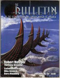The Bulletin of the Science Fiction and Fantasy Writers of America - No. 147 - Fall 2000 - Volume 34 Issue 2 [ SFWA Bulletin ]