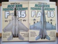image of Modern fighting aircraft: F-15 and F/A -18 (2 books)