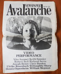 Avalanche Newspaper May / June 1974