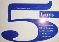 5 Guys (Exhibition Announcement Card)