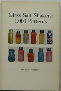 Glass Salt Shakers: 1,000 Patterns
