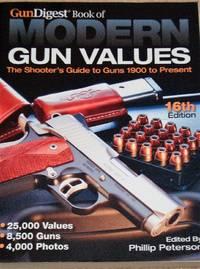 Gun Digest Book of Modern Gun Values by Phillip Peterson (2011, Paperback)