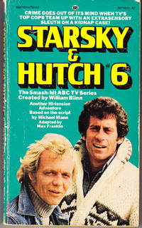 Starsky & Hutch # 6: The Psychic