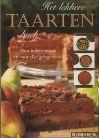 Het lekkere taarten boek