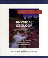 image of Physical Geology 13th Revised edition by Plummer, Charles (Carlos) C., Carlson, Diane H., McGeary, Da (2009) Paperback
