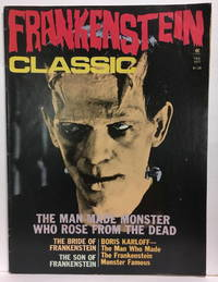 Frankenstein February 1973: The Man Made Monster Who Rose from the Dead