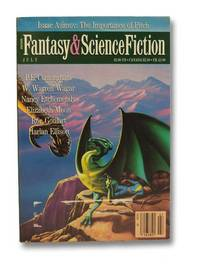 Fantasy & Science Fiction: July 1989