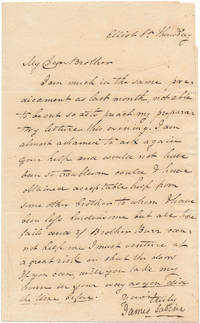 image of Letter Signed
