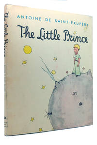 THE LITTLE PRINCE by Antoine De Saint-Exupéry - Hardcover - Vintage Copy - 1971 - from Rare Book Cellar (SKU: 134779)