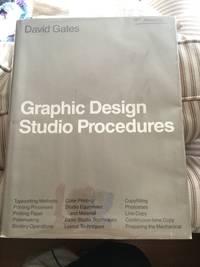 GRAPHIC DESIGN STUDIO PROCEDURES