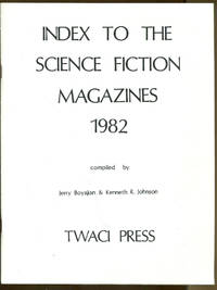 image of Index to the Science Fiction Magazines 1982