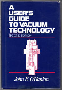 image of A User's Guide to Vacuum Technology