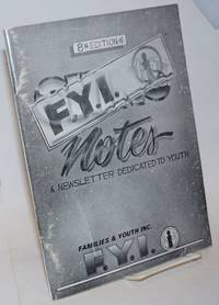 F.Y.I: Families & Youth, Inc. Newsletter #8 [on cover as 8th edition - formerly CHINS Notes]