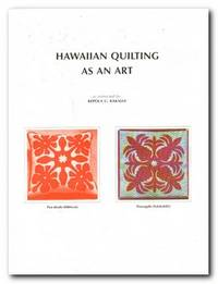 Hawaiian Quilting As An Art