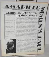 Amarillo women's page: vol. 1, #3, November/December 1978