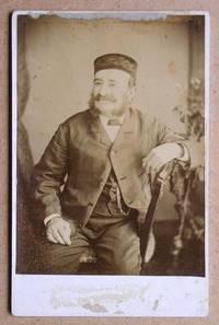 Cabinet Photograph: Portrait of a Gentleman Wearing a Hat.