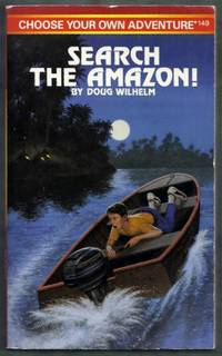 Search the Amazon!  Choose Your Own Adventure #149