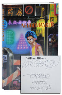 image of NEUROMANCER - INSCRIBED